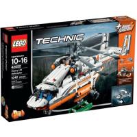 """  高雄 宅媽 樂高 積木  LEGO""""42052''重型運輸直升機"""