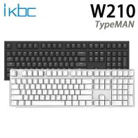 【宏華資訊廣場】ikbc - Typeman W210 PBT 英文 2.4G無線機械式鍵盤