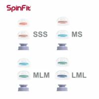 【SpinFit】CP1025 矽膠耳塞 & CPA2 紫色(Samsung Galaxy Buds Pro專用)