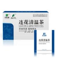 3กล่อง LIANHUA QINGWEN Lianhuaqingwen คอไม่สบาย,ไอ Chiese Herb ชา HACCP 3G * 20ถุง/กล่อง FDA Registration