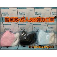 附發票❤台灣康匠友你成人(醫療級)3D彈力口罩😷