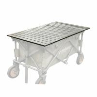 【露營趣】新店桃園 DS-405-1小拖車專用桌板 鋁合金桌板 推車桌板 手推車桌面 露營 野營