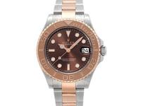 ROLEX錶 勞力士 268621 YACHT-MASTER永恆玫瑰金 附盒證 商品編號:T559