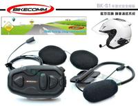 《飛翔無線》BIKECOMM 騎士通 BK-S1 半罩式安全帽版 藍芽耳機 機車通話系統 重機前後座通話 對講機