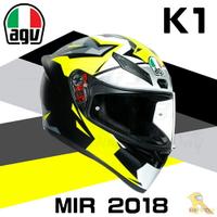 任我行騎士部品 AGV K1 全罩 安全帽 單鏡片 輕量化 通風 MIR 2018