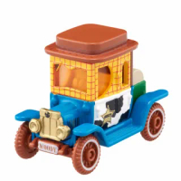 【TOMICA】迪士尼小汽車 DM-18 胡迪警長高帽子造型小車(小汽車)