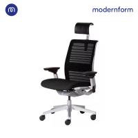 MODERNFORM | เก้าอี้เพื่อสุขภาพ Steelcase ergonomic รุ่น Think v2 (Platinum)