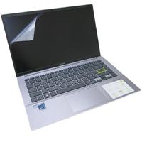 【Ezstick】ASUS VivoBook S14 S435 S435EA 靜電式筆電 螢幕貼(可選鏡面或霧面)