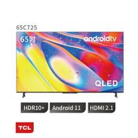 TCL 65C725 QLED量子智能連網液晶顯示器 液晶電視 液晶顯示器 液晶 螢幕 顯示器 電視 三年保固 分期零率利