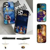 Aladdin Movie Phone Case For Iphone 13 11 12 Pro Max 7 8 Plus X Xs Max XR SE 2020 PC+TPU Hard Silicone Cover