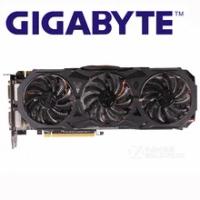 GIGABYTE GTX 970 4GB Graphics Cards GDDR5 256 Bit GPU Video Card for nVIDIA Geforce GTX970 GTX970-4GB Map Hdmi Dvi Cards Used