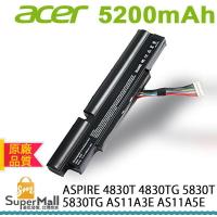 電池 適用於 ACER 宏碁 Aspire 4830T 4830TG 5830T 5830TG AS11A3E 原廠品質
