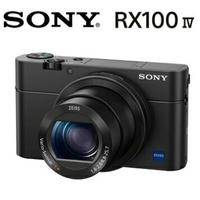 展示出清!!限量送電池+32G高速卡+座充+保護貼+吹球清潔組 SONY DSC-RX100IV RX100M4 公司貨 專業高畫質4K錄影 RX100 類單眼 相機