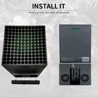 現貨 Xbox Series X遊戲主機後置風扇 散熱風扇 xbox series x配件新品