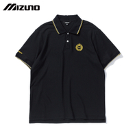 MIZUNO SPORTS STYLE 男款短袖POLO衫 D2TA101509(黑)【美津濃MIZUNO】
