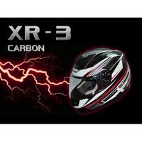 <安全回家> 安全帽 全罩式 M2R XR3 碳纖彩繪