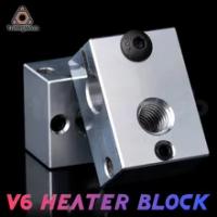 Trianglelab 3D máy in phần V6 Nóng Chặn cho Cảm Biến cho máy E3D HOTEND Titan máy đùn cho PT100 cảm biến cho E3D HOTEND