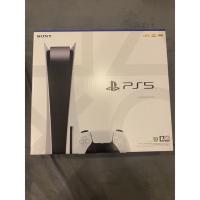 【現貨】中壢 PS5 光碟 主機 光碟版 台灣公司貨 PlayStation 5