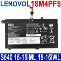 LENOVO L18M4PF5 4芯 原廠電池 L18L4PF4 IdeaPad S540-15IML IWL