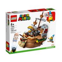 【領券滿額折200】樂高LEGO 71391   Super Mario 瑪利歐系列 庫巴飛行船