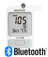 瑞特血糖監測系統GM700SB,試紙50片+50支針+50片酒精棉片+主機一台