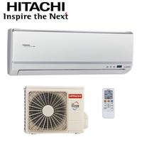 【日立HITACHI】7-8坪旗艦變頻冷專分離式冷氣(RAS-40QK1/RAC-40QK1)