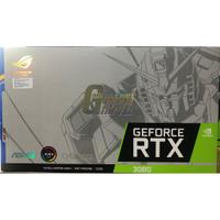 點子電腦☆北投@ROG 華碩 RTX 3080 GUNDAM 鋼彈 RTX3080 顯示卡 沒鎖算力 53000元