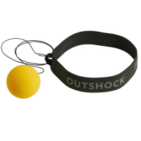 速度球 迪卡儂反應球拳擊頭戴式速度兒童解壓彈力球訓練家用發泄器材EYBX【JB483】