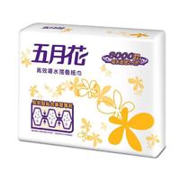 【MAY FLOWER 五月花】高效導水雙層擦手紙(200抽x20包)