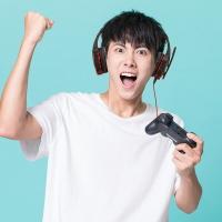 Soyto/爍宇通SY830MV有線電腦PS4/PS5游戲發光耳機耳麥頭戴式耳機