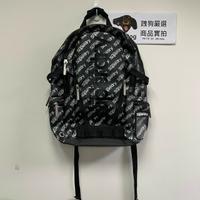 跩狗嚴選 開學季大特價 極度乾燥 Superdry Bag 反光Logo 印花 黑色 銀字 後背包 筆電包 多夾層 防水 背包 書包