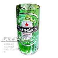 【東港大總理烏魚子】海尼根文創酒瓶 玻璃杯 文創 酒瓶 裝飾品 海尼根