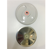 晶工熱水塑膠外蓋+不銹鋼內蓋,適用JD-1502,JD-1503,JD-1507