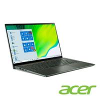 acer Swift5 SF514-55TA-718E 迷霧綠 宏碁獨顯超輕薄觸控筆電/i7-1165G7/16G/512G PCIe/14吋觸控 FHD IPS/W10