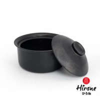 【日本HIRONE】蓋健康無耳陶內鍋2L(電鍋可用)