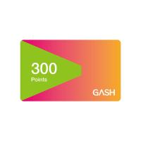 Gash Point 300點 【經銷授權 APP自動發送序號】