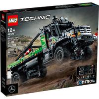 【領券滿額折50】樂高LEGO 42129 Technic 科技系列 4x4 Mercedes-Benz Zetros Trial Truck
