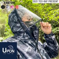 UPON外套 TEX-WAY機能自由探索風衣/防護面罩款 INS超火的風衣外套 城市連帽風衣 機能防護夾克 迷彩防護外套