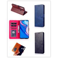 質感小牛紋側翻皮套適用紅米NOTE 9 PRO/NOTE 9/紅米9T/小米POCO M3/紅米Note9T手機皮套