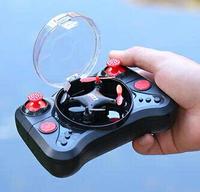空拍機 凌客科技迷你無人機遙控飛機航拍飛行器直升機玩具小學生小型航模