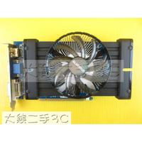 【大熊二手3C】顯示卡 技嘉 GV-R667D3-2GI HD6670 2G DDR3 128bit (725)