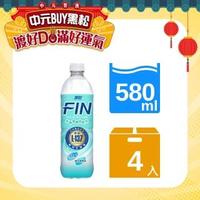 【黑松】黑松FIN乳酸菌補給飲料580mlx4入