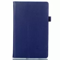 New case untuk samsung galaxy tab e 8.0 t377 t377v t375 tablet case luxury pola pu leather case cover untuk sm-t377 licheen case
