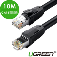 【綠聯】10M CAT8網路線(25Gbps電競級網路線)