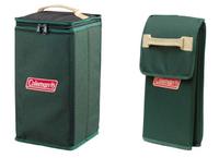 【露營趣】Coleman CM-8017 營燈軟式收納袋 汽化燈袋 營燈袋 燈袋 適用北極星290 露營燈