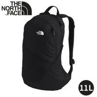 【The North Face 11L ELECTRA 休閒後背包《碳黑》】3KYB/舒適防護/書包/防水背包/電腦背包