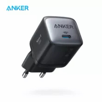 USB C Charger, Anker Nano II 30W Fast Charger Adapter, GaN II Compact Charger for MacBook Air/iPhone 12/12 Mini, for xiaomi ect