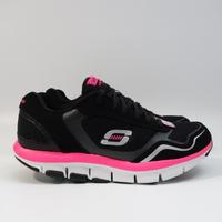 SKECHERS LIV 女生鞋 57051BKHP 女生 慢跑鞋 健走鞋 足弓推進【DELPHI】