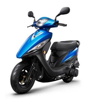 【KYMCO 光陽】GP125 鼓煞 六期車 新式樣 機車(2021新車)