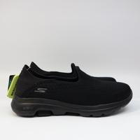 SKECHERS GO WALK 5 女生鞋 15927BBK 女生 休閒鞋 懶人鞋 健走鞋【DELPHI】